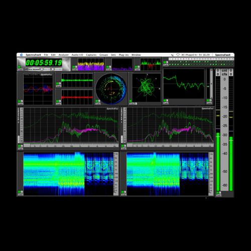 SpectraFoo