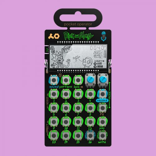 PO-137 Rick & Morty
