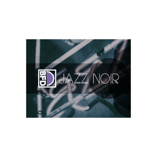 BFD JAZZ NOIR: BFD3 Expansion Pack