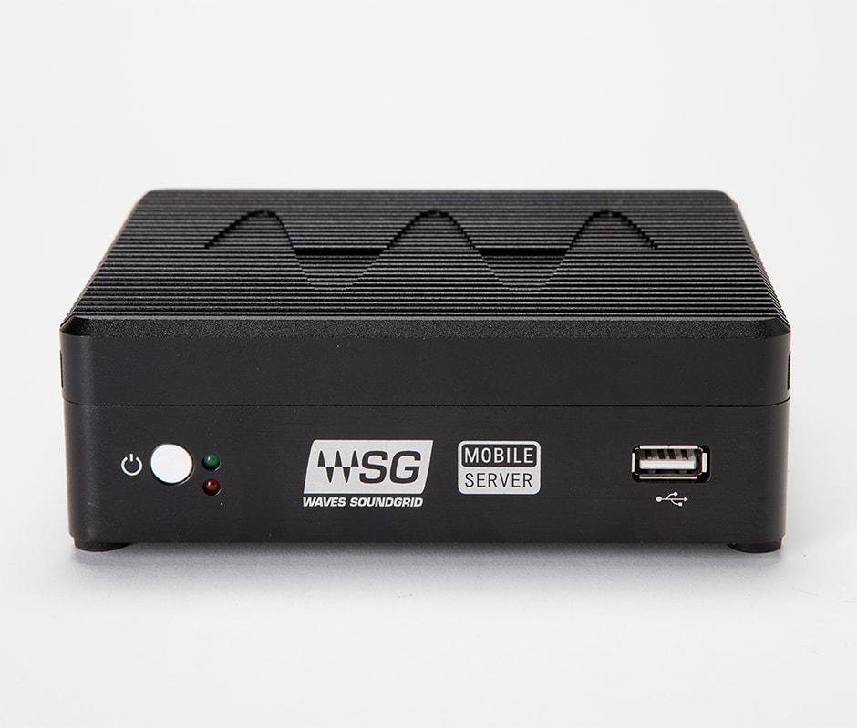 Waves SoundGrid Mobile Server