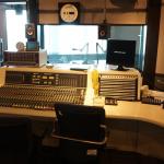 各スタジオにあるStuder社の928コンソール
