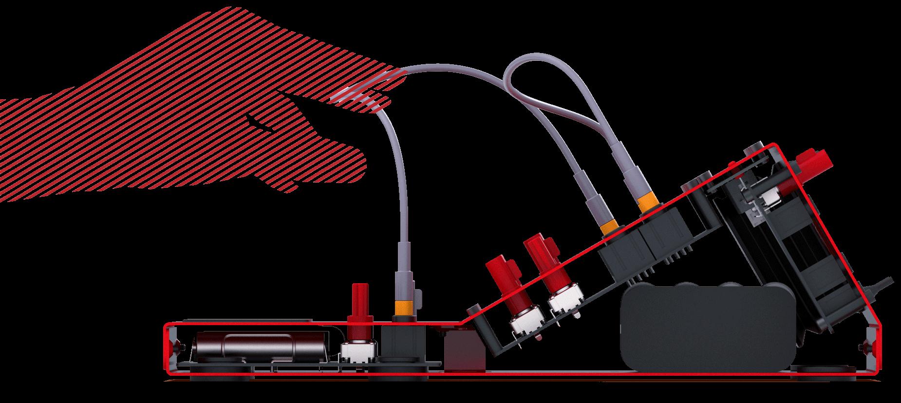 pocket operator モジュラーシンセ サウンドデモ