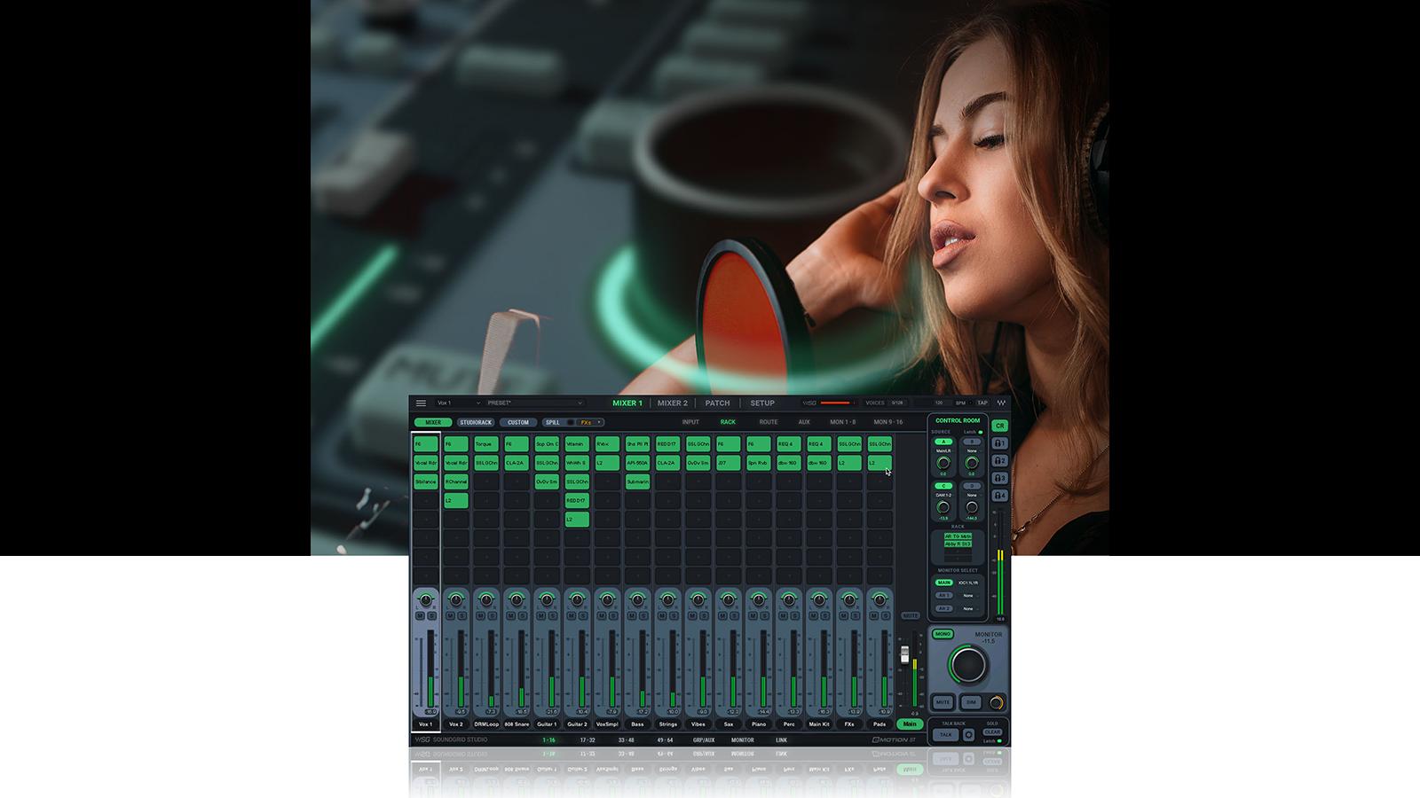SoundGrid Studio v11 発表!
