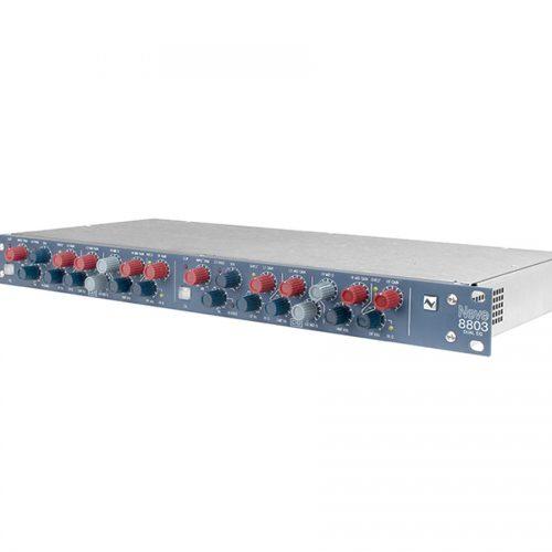 8803 Dual Channel Equaliser