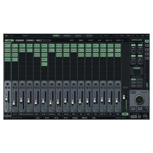 SoundGrid Studio