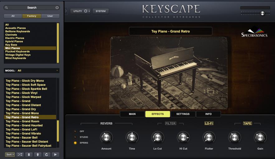 Keyscape