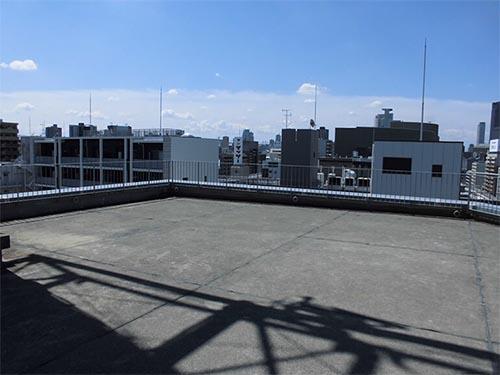 天しもビル屋上レンタル撮影スタジオの画像2