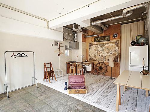 Studio Sarrut (スタジオサリュー)環七の画像2