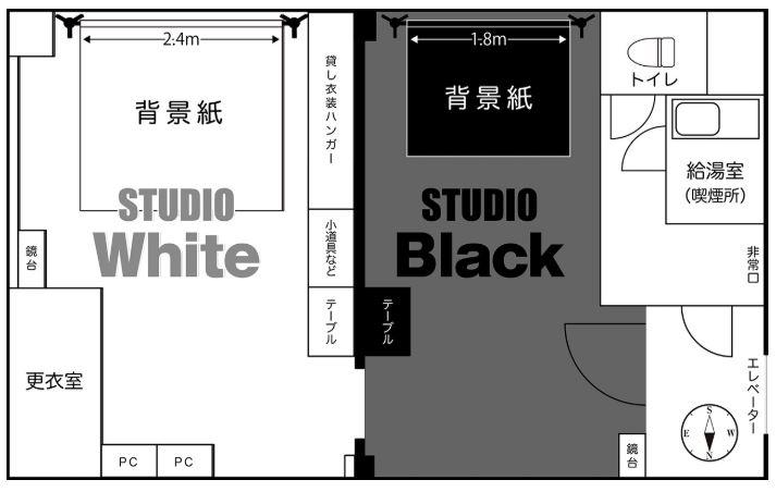 PLUS STUDIO(プラススタジオ)日本橋の画像3