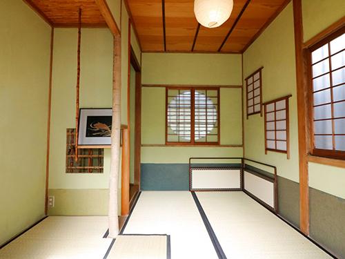 淵庵村の奥座敷の画像1