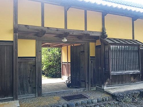 熊崎古民家「江戸時代のお屋敷」の画像1