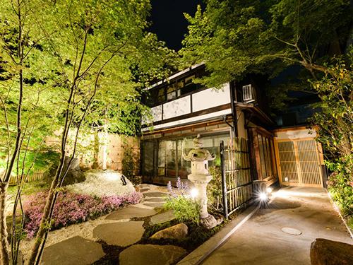 日本庭園付き町家の画像2
