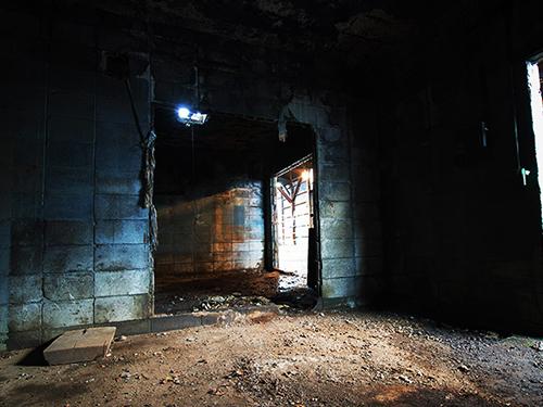 リューキデザインスタジオ 撮影スタジオ【F】廃墟鋳物工場跡の画像4