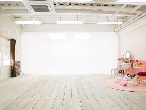 スタジオクオリア新大阪店ホワイトIIスタジオの画像4