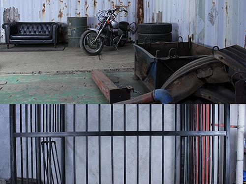 スタジオクオリア新大阪店廃墟スタジオの画像3