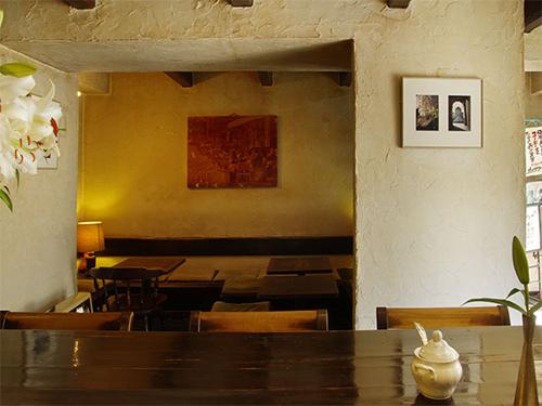 カフェスタジオ六本木 明泉ビル2Fの画像4
