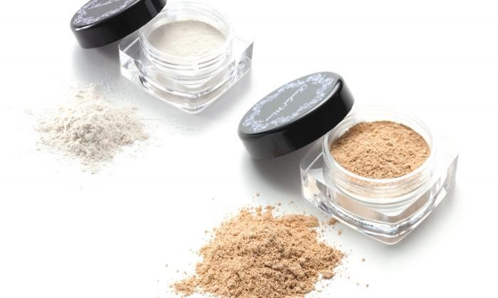 Mineral Foundation Luxury Trial Set