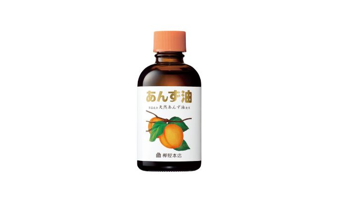 Anzu (Apricot) Hair Oil