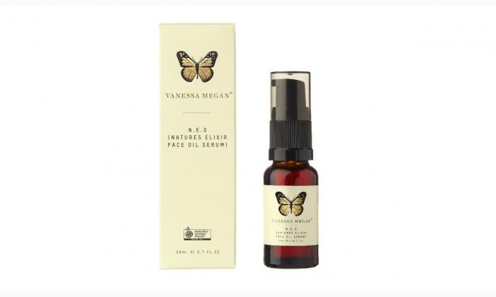 Natures Exilir Face Oil Serum