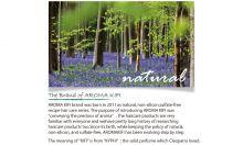 AROMA KIFI Moits & Airy Shampoo - Geranium & Ylang Ylang
