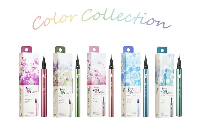 LoveLiner Color Collection