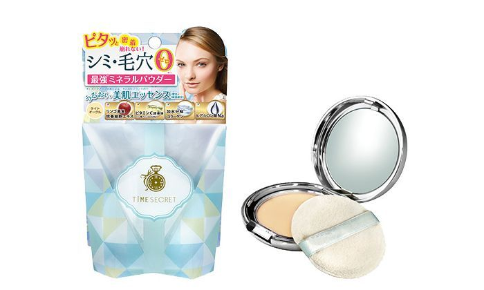 TiME SECRET Mineral UV Powder