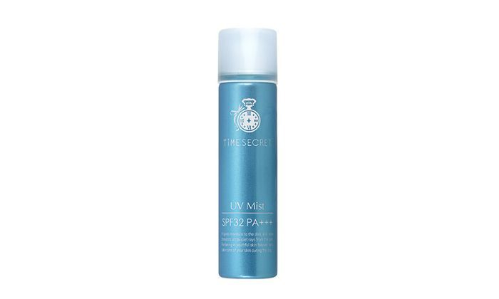 TiME SECRET Mineral UV Mist