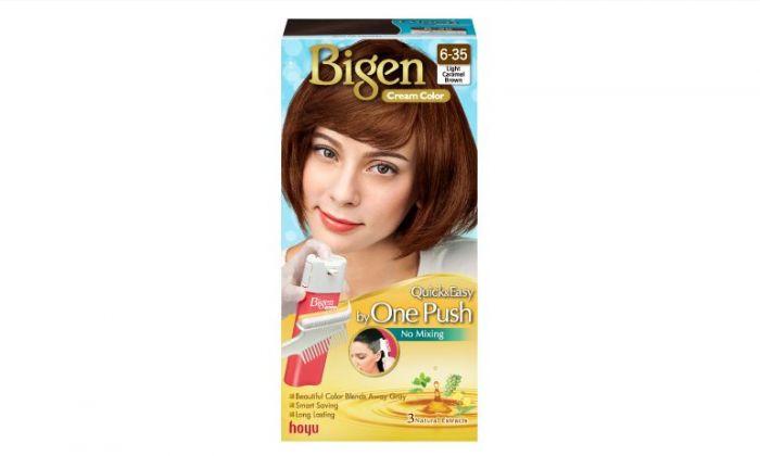 Bigen Cream Color