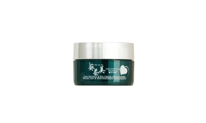 Skin Protect & Eye Cream - WASABI - (Yuzu Flavour)
