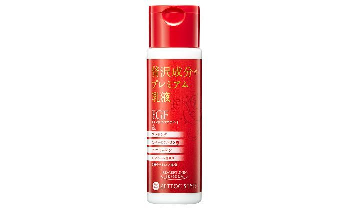 RE-CEPT Skin Premium Milky Lotion