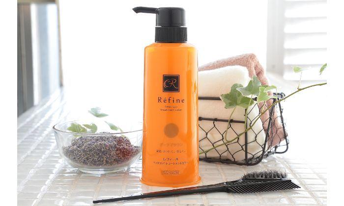 Refine head SPA treatment color