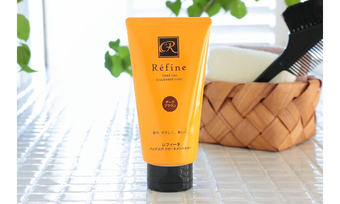 Refine head SPA treatment color