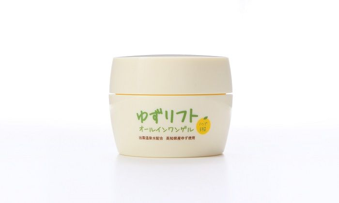 SolVallee YUZU Lift All-in-one Gel