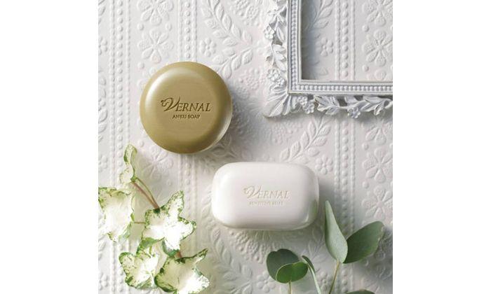 W face soap set