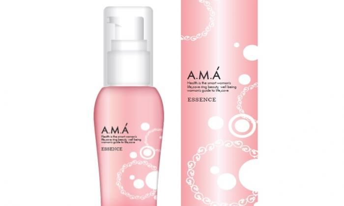 A.M.A All in One Gel Skin Essence
