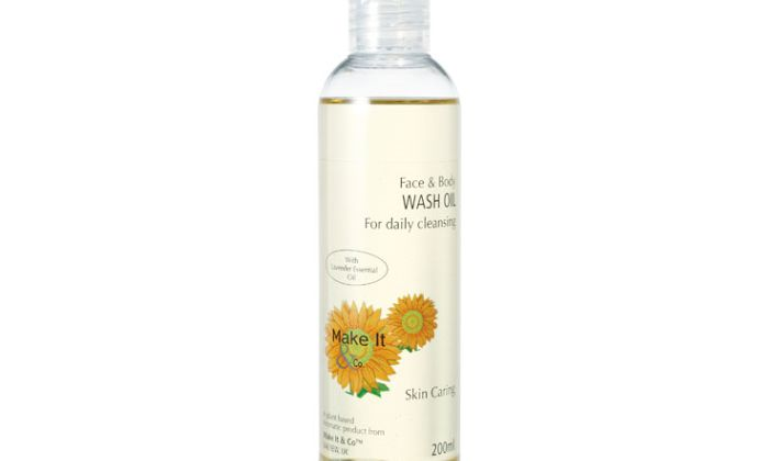 Make It & Co. Face and Body Wash Oil