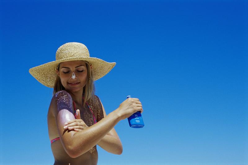 夏の肌荒れ対策