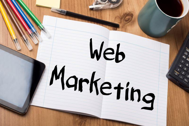 ウェブマーケティングとは?どんなことするの?