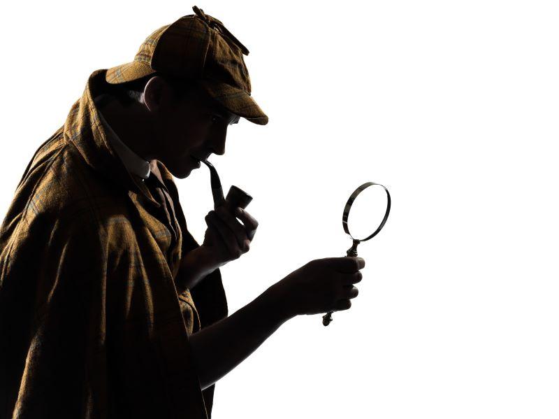 フィクション?探偵の世界