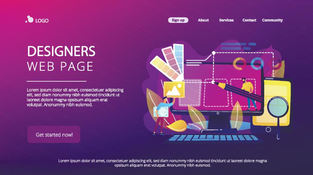 Webデザイン作成におすすめの外注先3選とそれぞれへの依頼方法