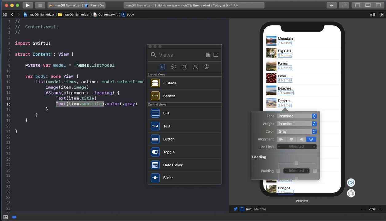 初心者でもiOSアプリ開発ができるSwiftUIを触ってみよう