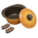 無加水鍋24cm深型/アイリスオーヤマ