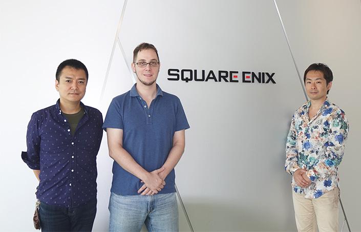 ゲームクリエイタースペシャルインタビュー/スクウェア・エニックス