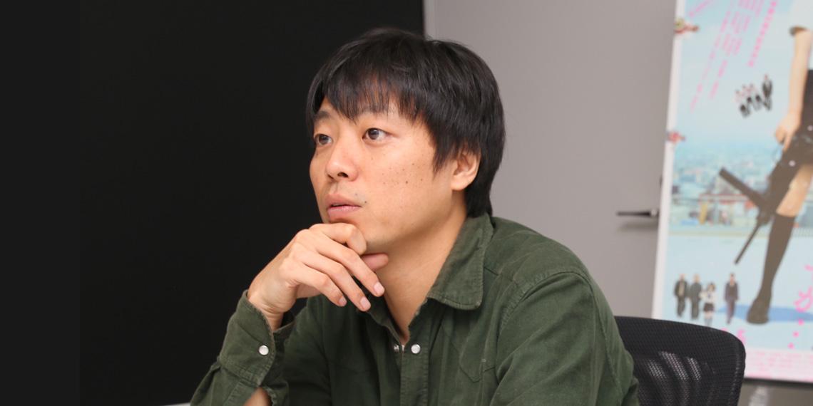 前田弘二(まえだ こうじ)