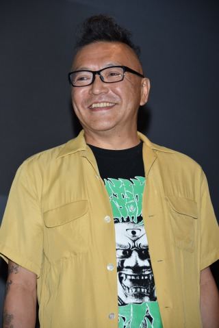 『現世』の美術担当の小泉博康さん