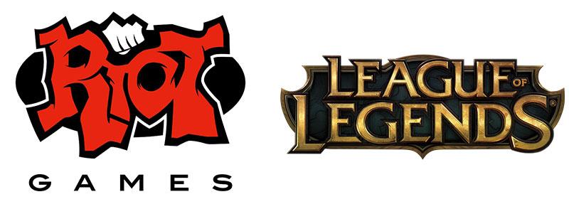 ライアットゲームズ ロゴ