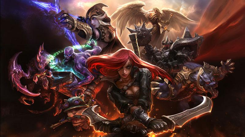 『リーグ・オブ・レジェンド(League of Legends)』