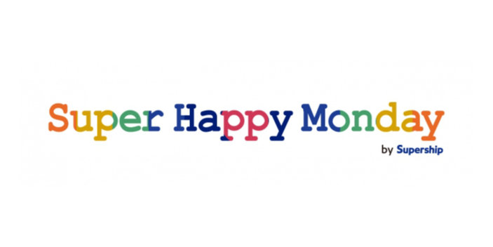毎週月曜午前を有給休暇にする制度 super happy monday をsupership