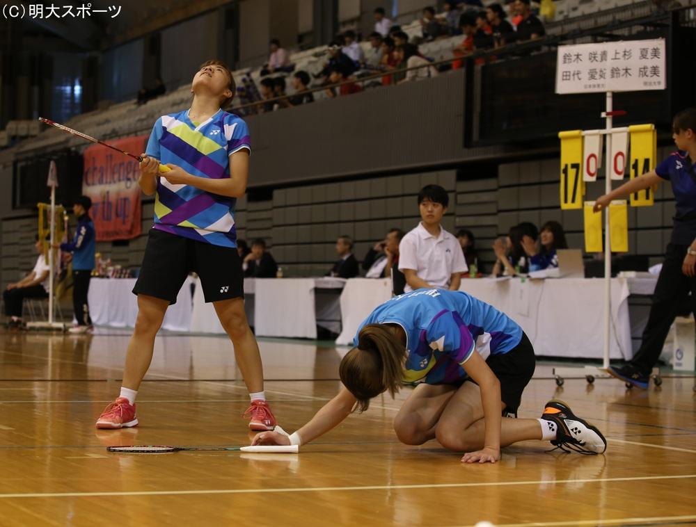 単2人・複1組が堂々の4強入り!シーズン集大成を笑顔で飾る/全日本 ...