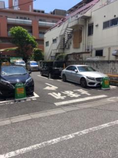 リパーク渋谷鉢山町(自転車可)